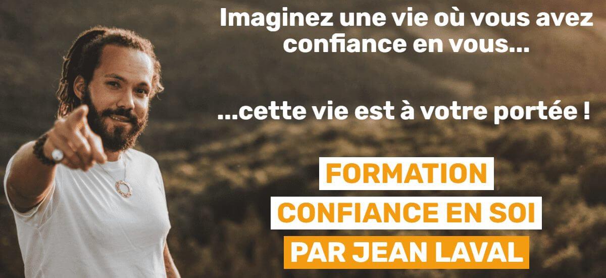 Formation Confiance en soi de Jean Laval