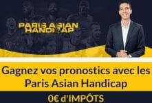 Formation Asian handicap