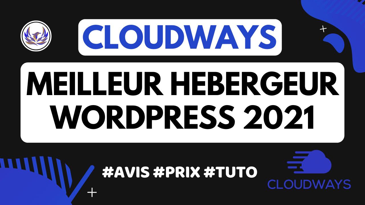 Cours Cloudways, Avis, Prix et tuto