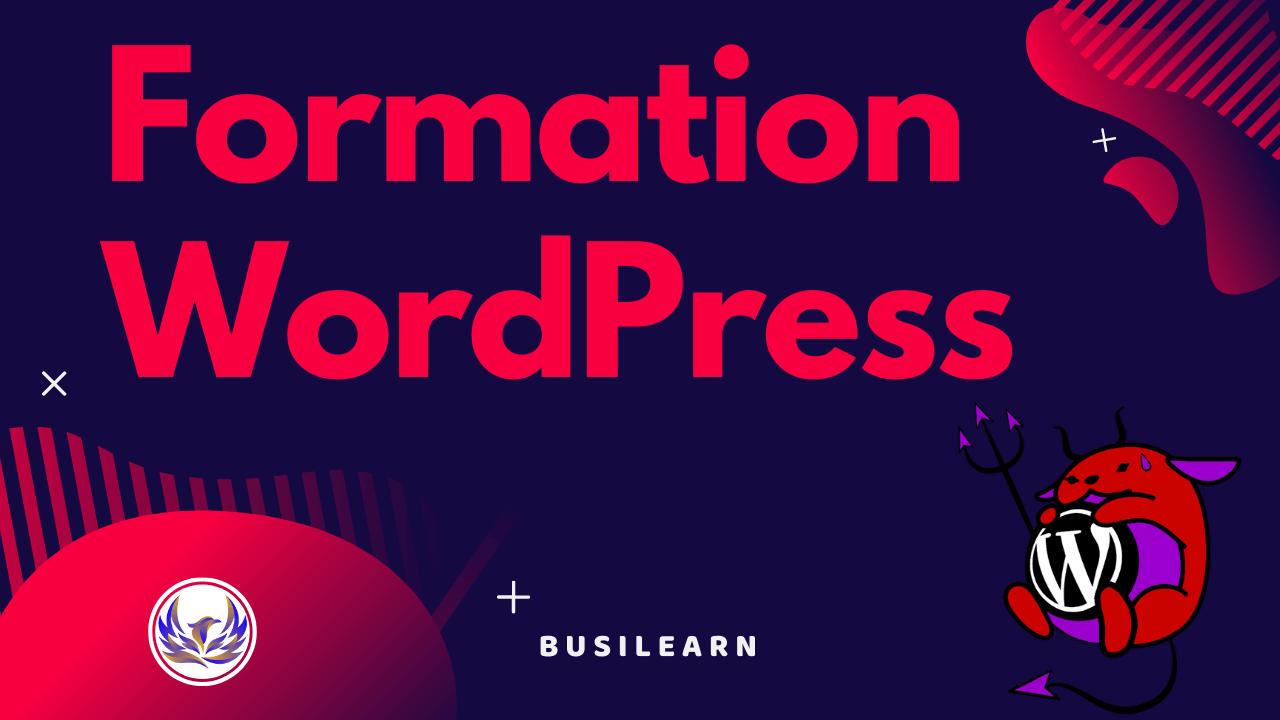 Formation WordPress Gratuite